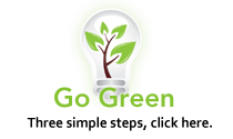Go Green with Frankenmuth Insurance