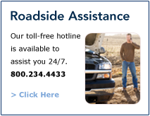 24-7 Roadside Assistance | Click Here